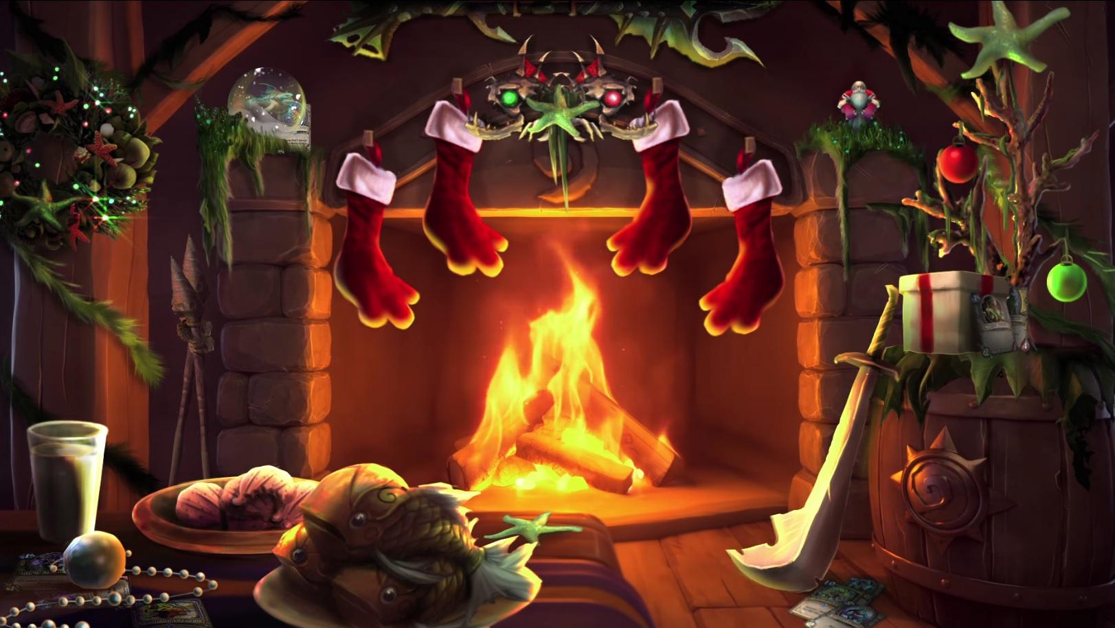 Hearthstone, World of Warcraft: Murloc Bells! 1 Stunde gurgelige Weihnachtslieder
