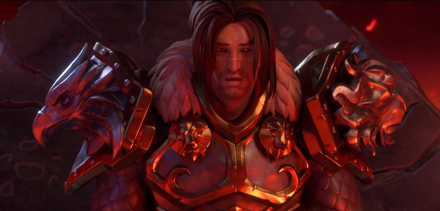Heroes of the Storm: Varian Wrynn und Ragnaros als neue Helden