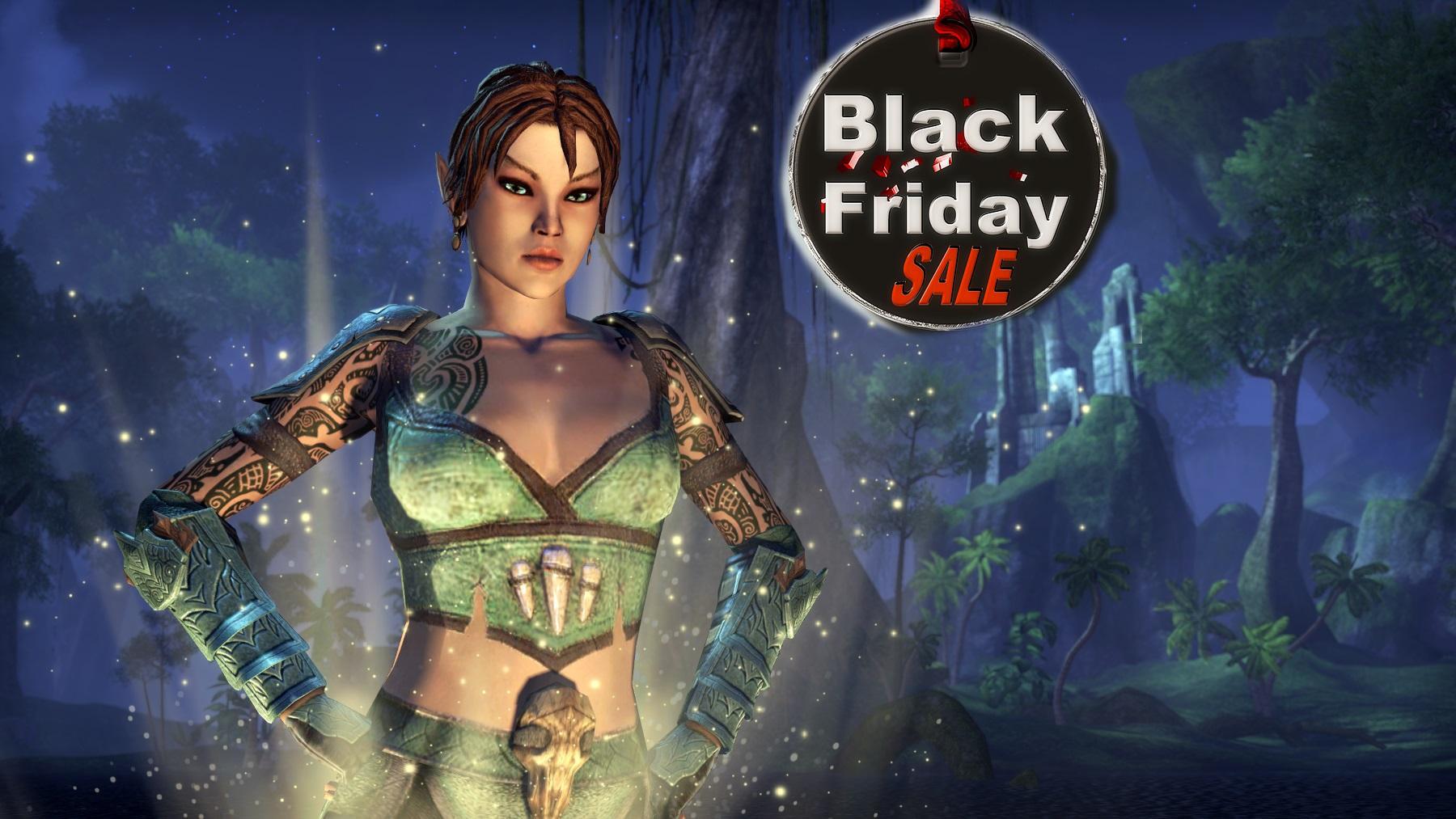 MMO Black Friday: Sag mir, was du willst, und ich sag dir, was es kostet!