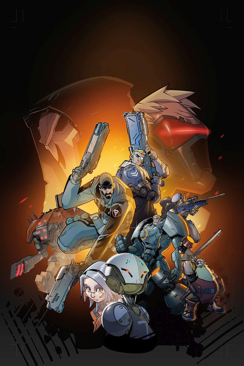 Overwatch: Graphic Novel zur Hintergrundgeschichte gestrichen