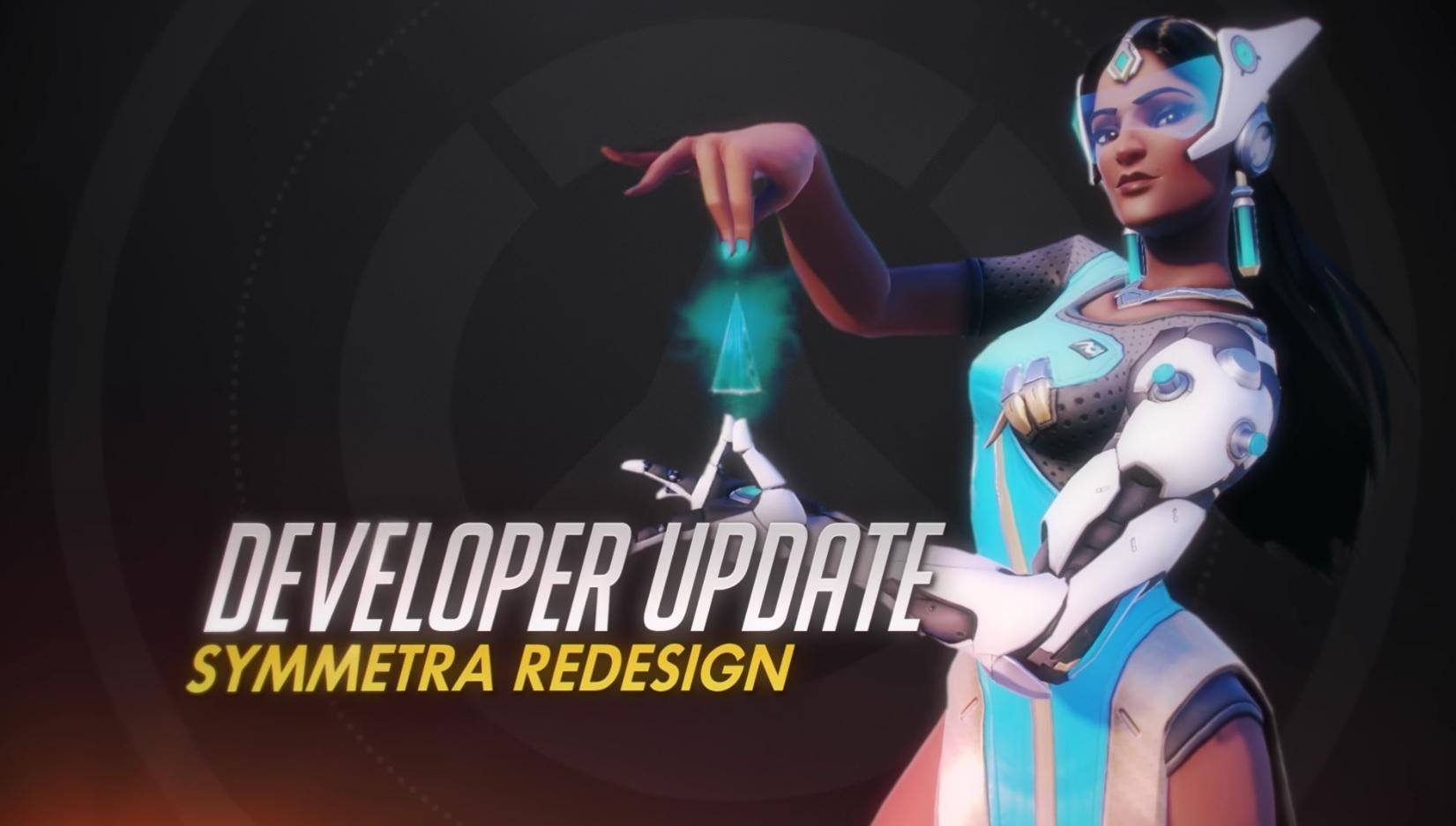 Overwatch: Symmetra-Rework – Sie bekommt 2 Ultimates!