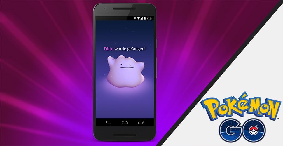Pokémon GO: Ditto in der Arena – Kämpfen und Trainieren