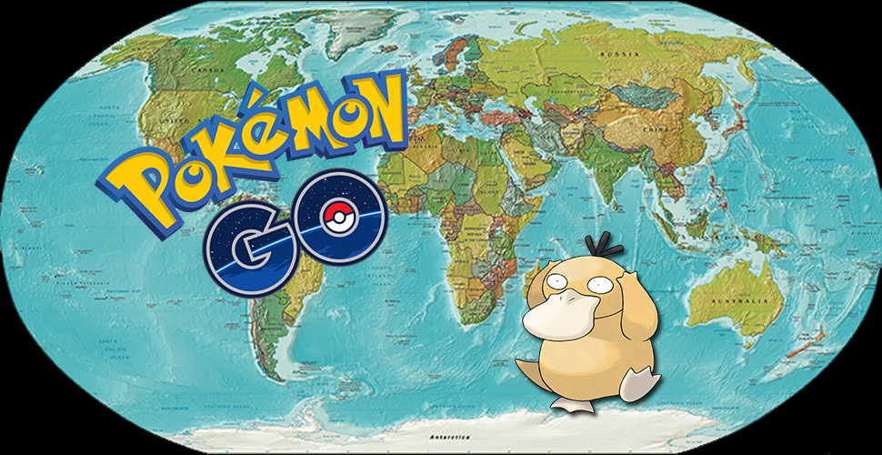 Pokémon GO: So eroberte PoGo die Welt