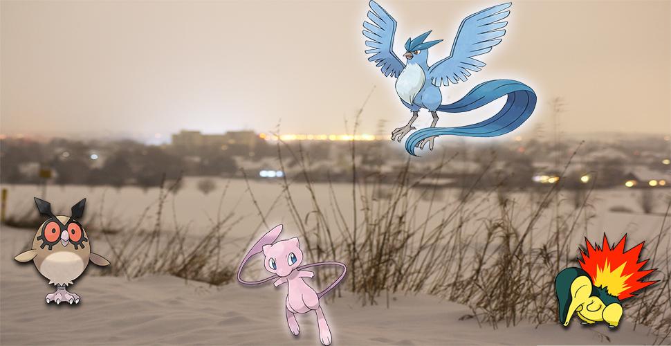 Pokémon GO: Update könnte 100 neue Pokémon im Dezember bringen!