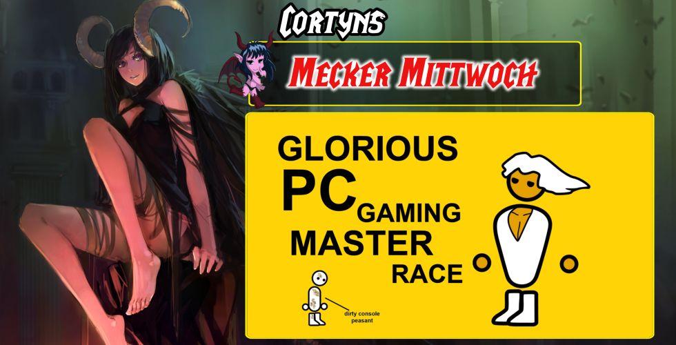 "Mecker Mittwoch: ""PC Master Race"" gegen ""Console Peasants"""