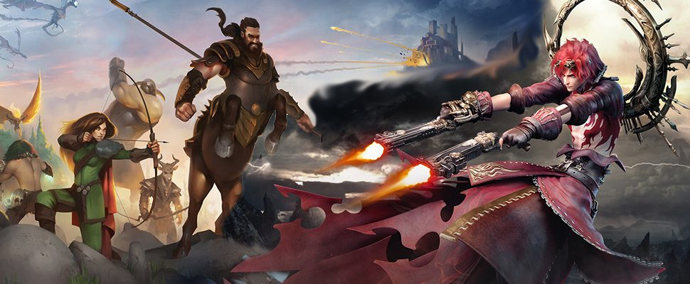 Die 7 Aussichtsreichsten MMOs Und MMORPGs In 2017