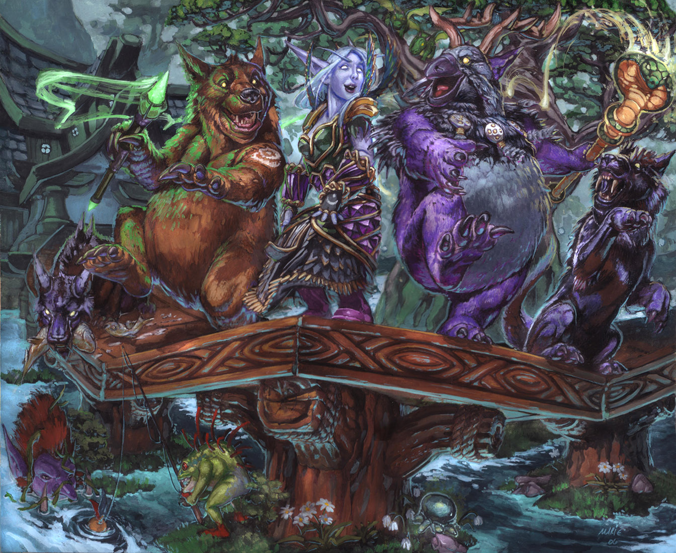 WoW: Legion Guide – Die versteckten Artefaktwaffenskins des Druiden