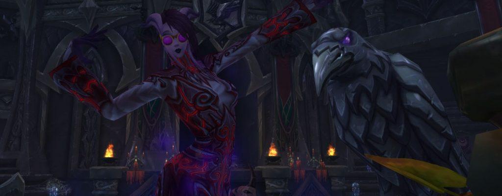 World of Warcraft Legion: Küsschen und Friedenspfeife – PvP auf einem RP-Server