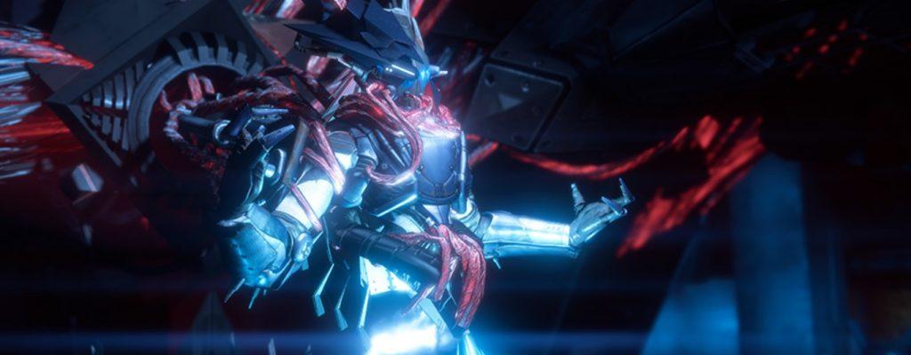 """Destiny: Aksis Herausforderung – Der Challenge-Mode von """"Zorn der Maschine"""""""