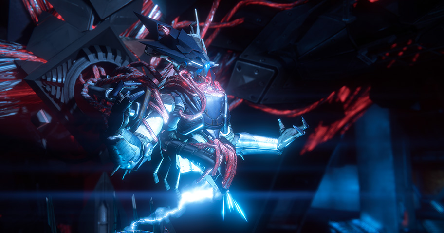 Destiny: Schwert oder Rakete? Wie bringt man Aksis am besten um?