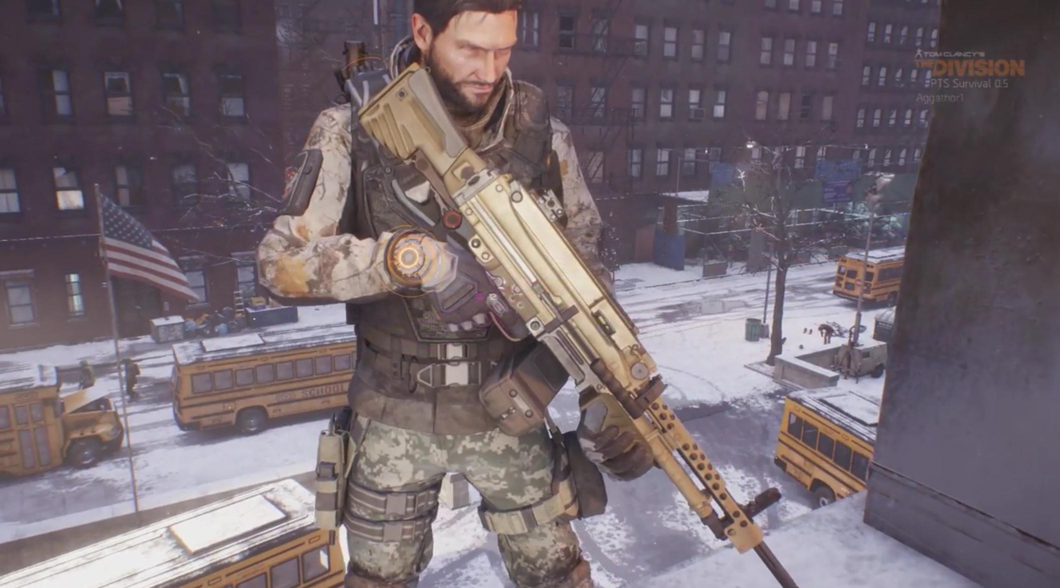 The Division: Die neuen Waffen von Update 1.5 – So mächtig sind sie
