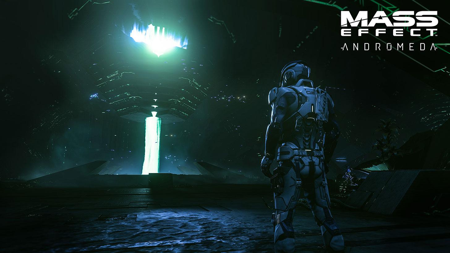 Mass Effect Andromeda bekommt einen Multiplayer-Modus