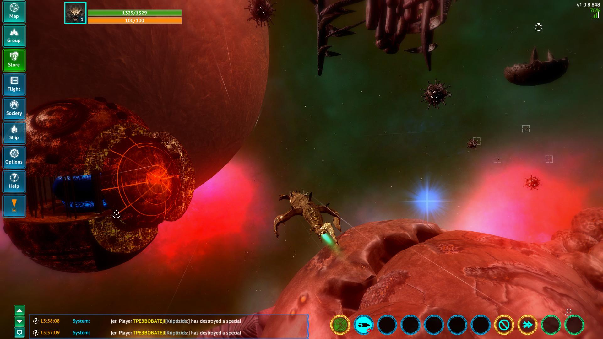 EVE-Online-Konkurrent Nebula Online gestartet – Will das perfekte Weltraum-MMO werden