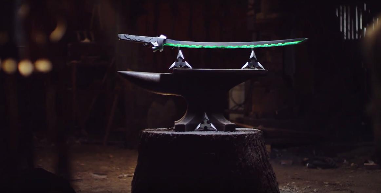 Overwatch: Genjis Schwert in echt – Scharf und stylish