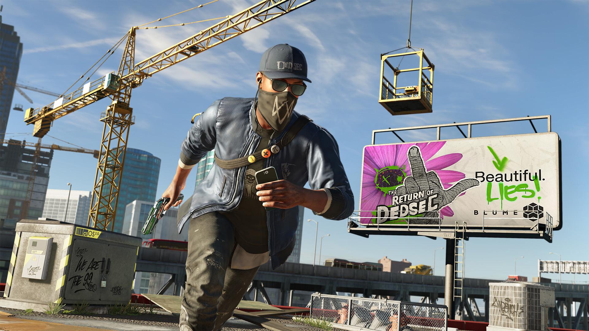 Watch Dogs 2: Launch ohne Multiplayer – ist kaputt