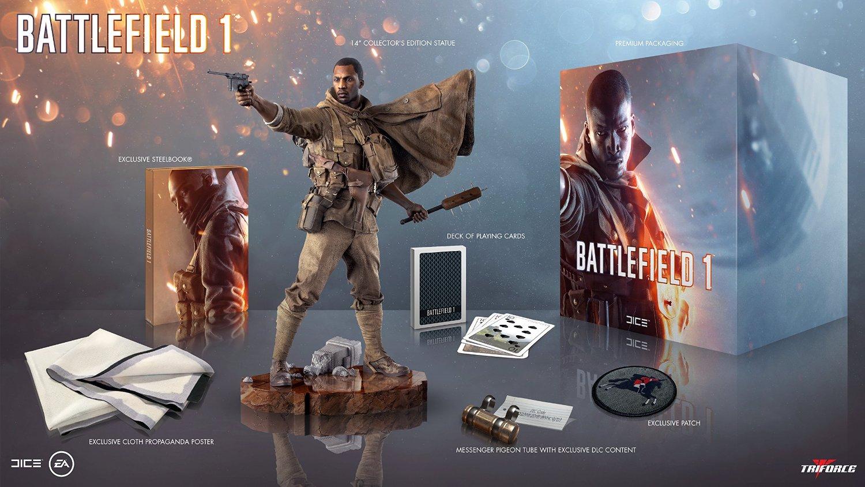 Amazon für Gamer: Battlefield 1 Collector's Edition und ein eSport Monitor
