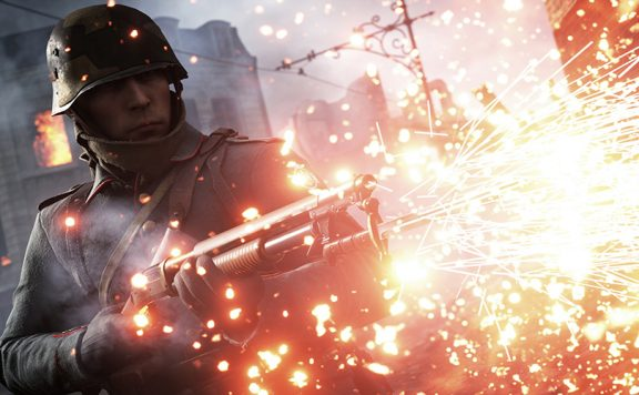 Battlefield 1 Eye for an Eye