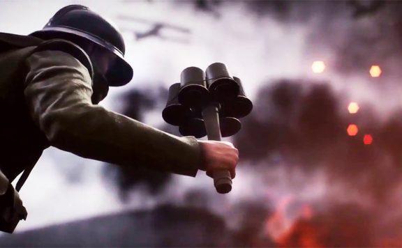 Battlefield 1 Granate