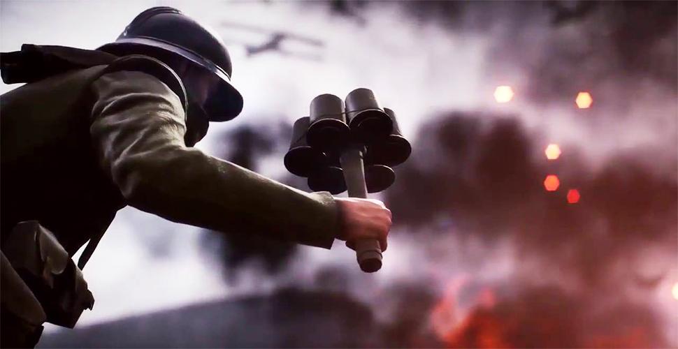 Battlefield 1: 5 Kills mit Sprengstoff – So bekommt Ihr die Red Dragon Medaille