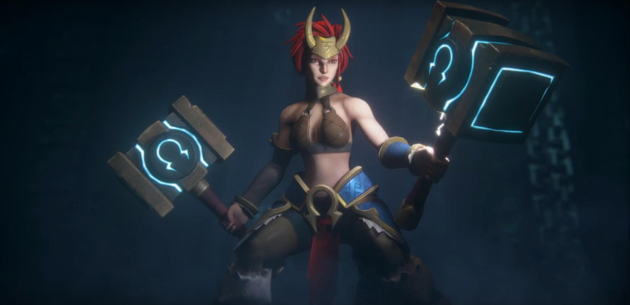 Battlerite: Der MOBA-Brawler mit Action-Garantie kriegt den 4. neuen Helden