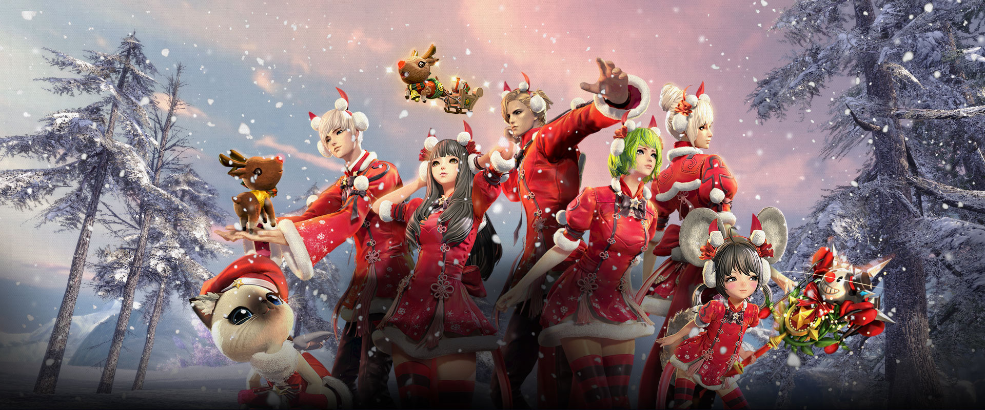 Mein-MMO fragt: Feiert ihr Weihnachten in MMOs?