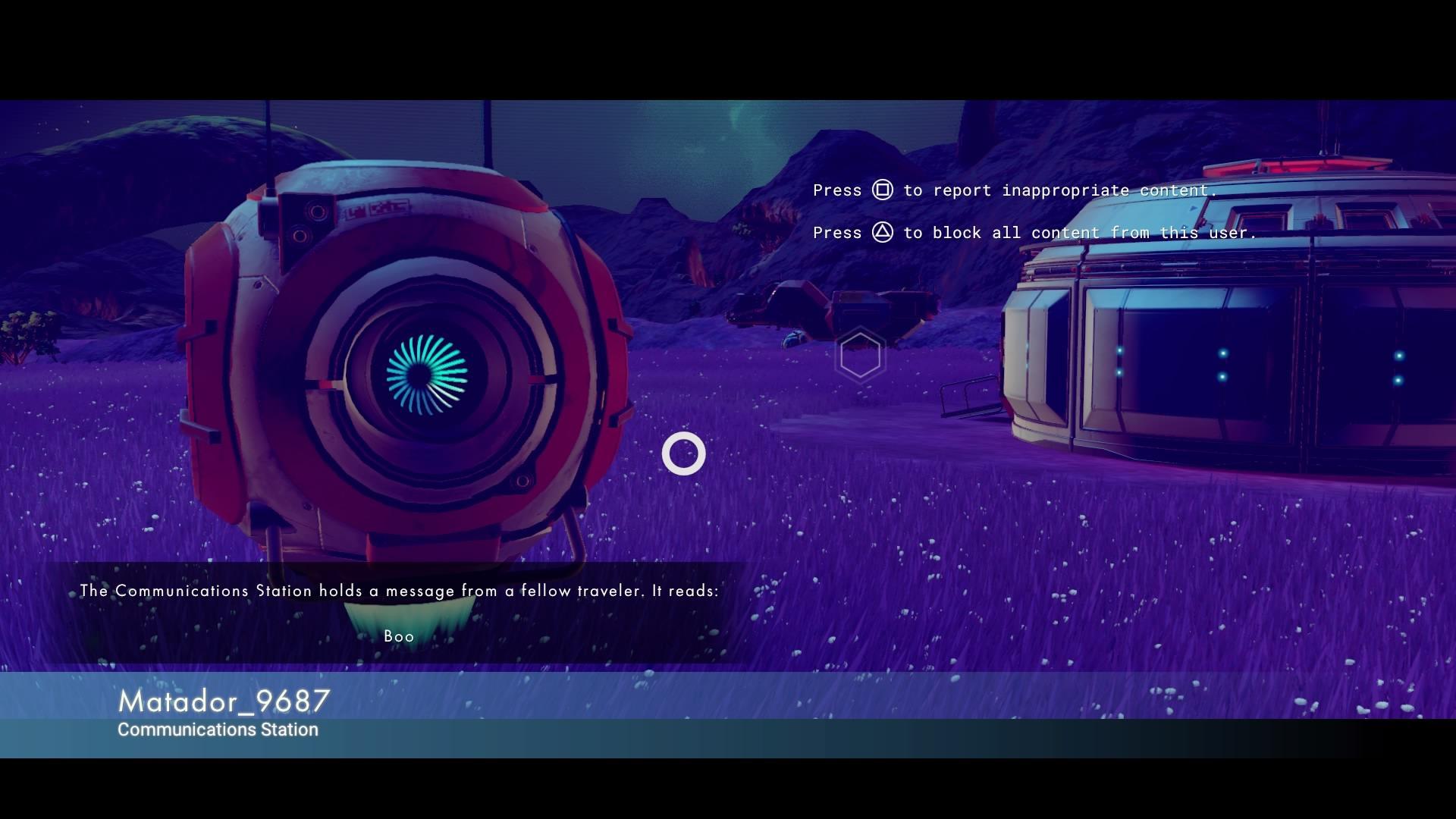 """No Man's Sky: Ein Quantum Multiplayer – Interstellare SMS sagt """"Buh"""""""