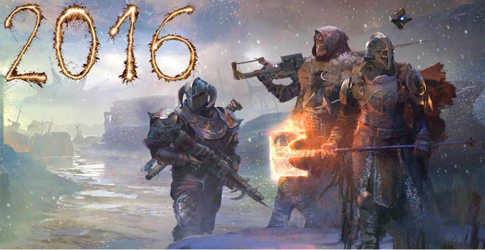 Destiny: Die besten News in 2016 – Das Jahr der Eisernen Lords und Private Matches
