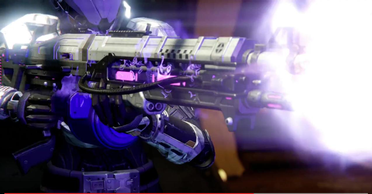 Destiny 2 kriegt bald schwere MGs und Bungie inszeniert das prächtig