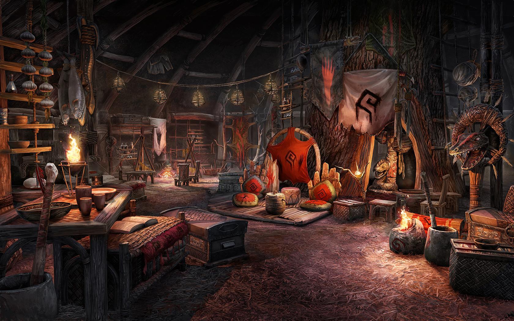 """The Elder Scrolls Online: Housing kommt! """"Homestead"""" hat einen Termin und wird gewaltig"""