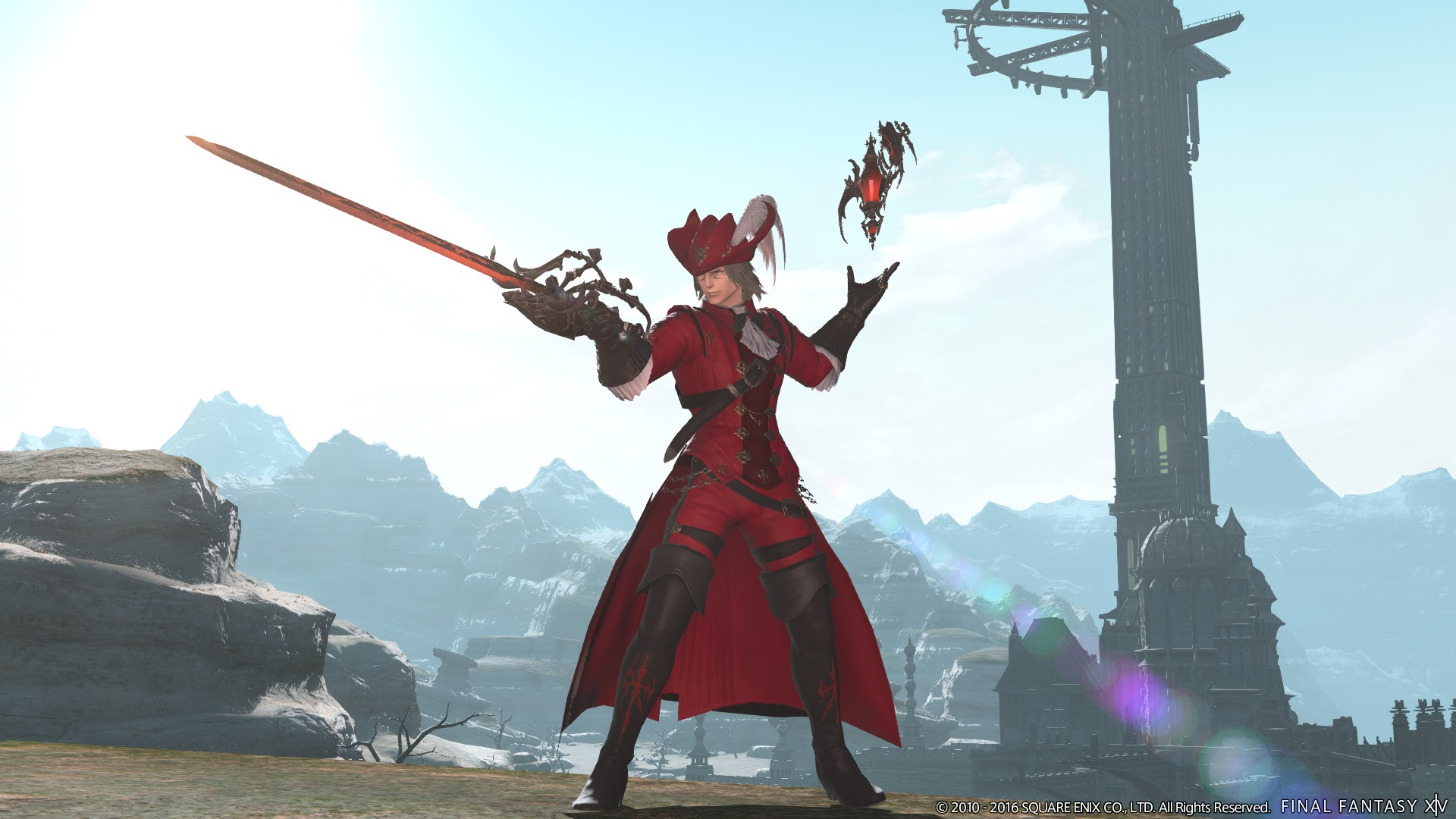 "Final Fantasy XIV: ""Seht Stormblood als neusten Teil von Final Fantasy"""
