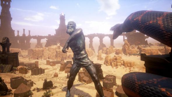 In Conan Exiles versklavt Ihr Frauen und lasst sie für Euch tanzen, um zu überleben