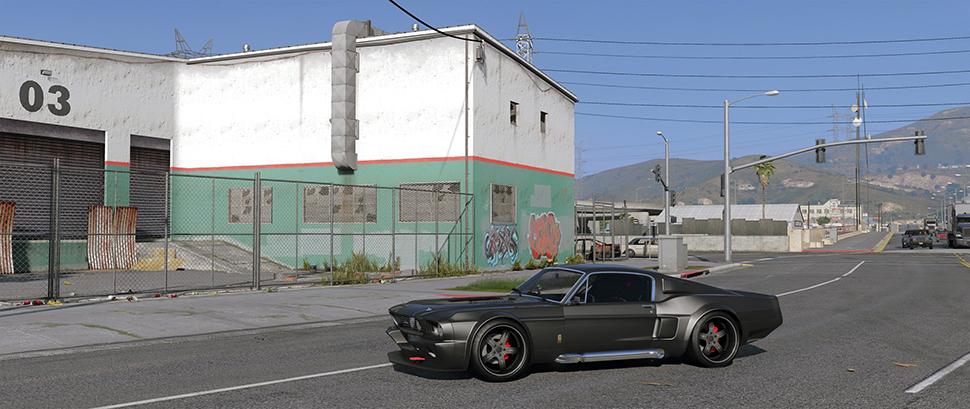 GTA 5: Selbstfahrende Autos üben in Los Santos – Aber ohne Gewalt!