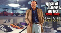 GTA 5 Online Banner Import Export