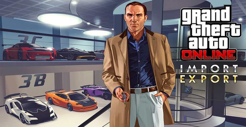GTA 5 Online Guide: Import/Export-DLC – Was ändert das Update?