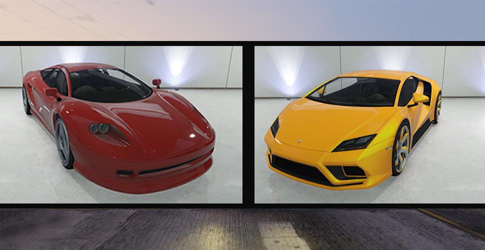 GTA 5 Online: Tempesta vs. Penetrator – Welcher ist der schnellste Super-Sportwagen?