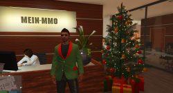 GTA 5 Online Tannenbaum Mein-MMO