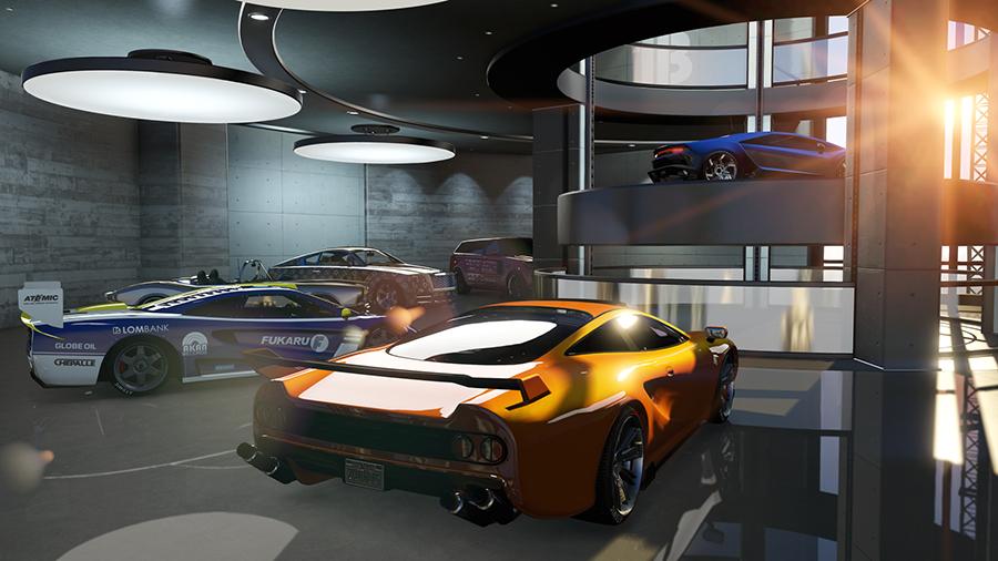 GTA 5 Online: Import/Export-DLC jetzt live auf PS4, Xbox One und PC