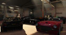 GTA 5 Online Garage Import Export
