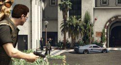 GTA 5 Online Import Export Mission Auto stehlen