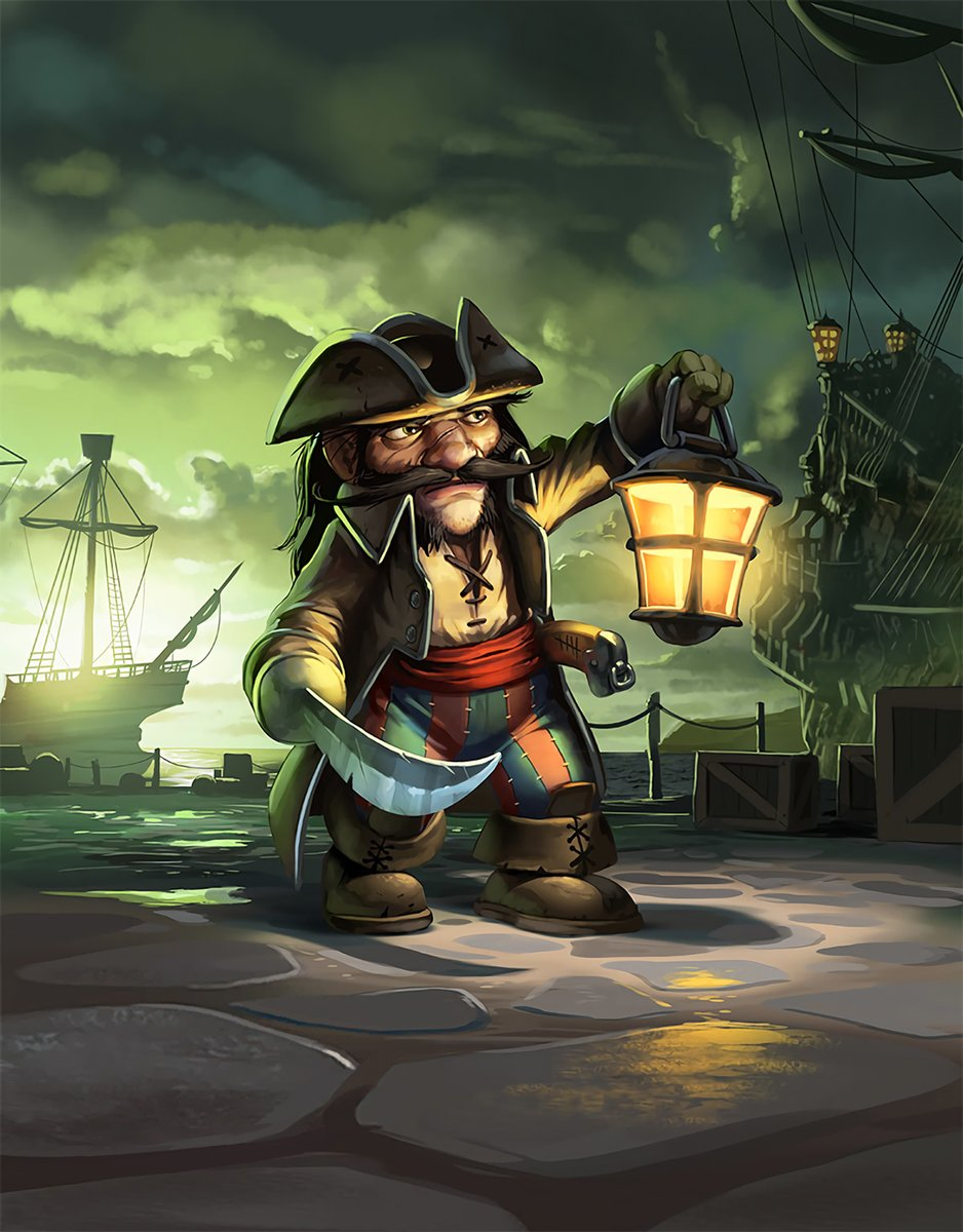 Hearthstone: Decks Pirate Warrior und Pirate Rogue stehen vor Nerf