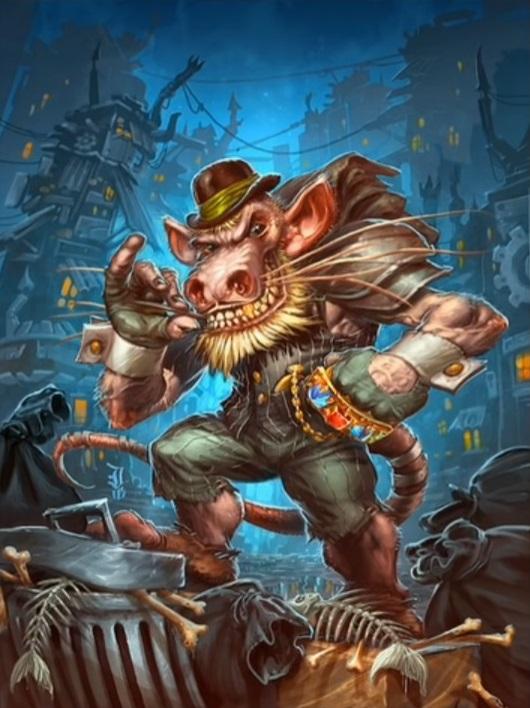 Hearthstone: Dreckige Ratte ruiniert Meisterschaft