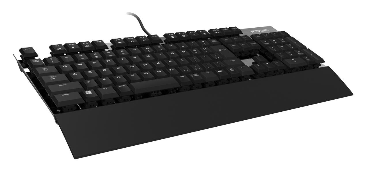 Review: Hori Edge 101 und Edge 201 im Test – Mechanische Tastatur samt Maus