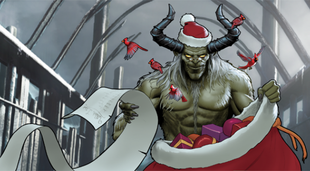 The Secret World: Alle Jahre wieder – Krampusnacht, Weihnachtsverschwörung kehren zurück