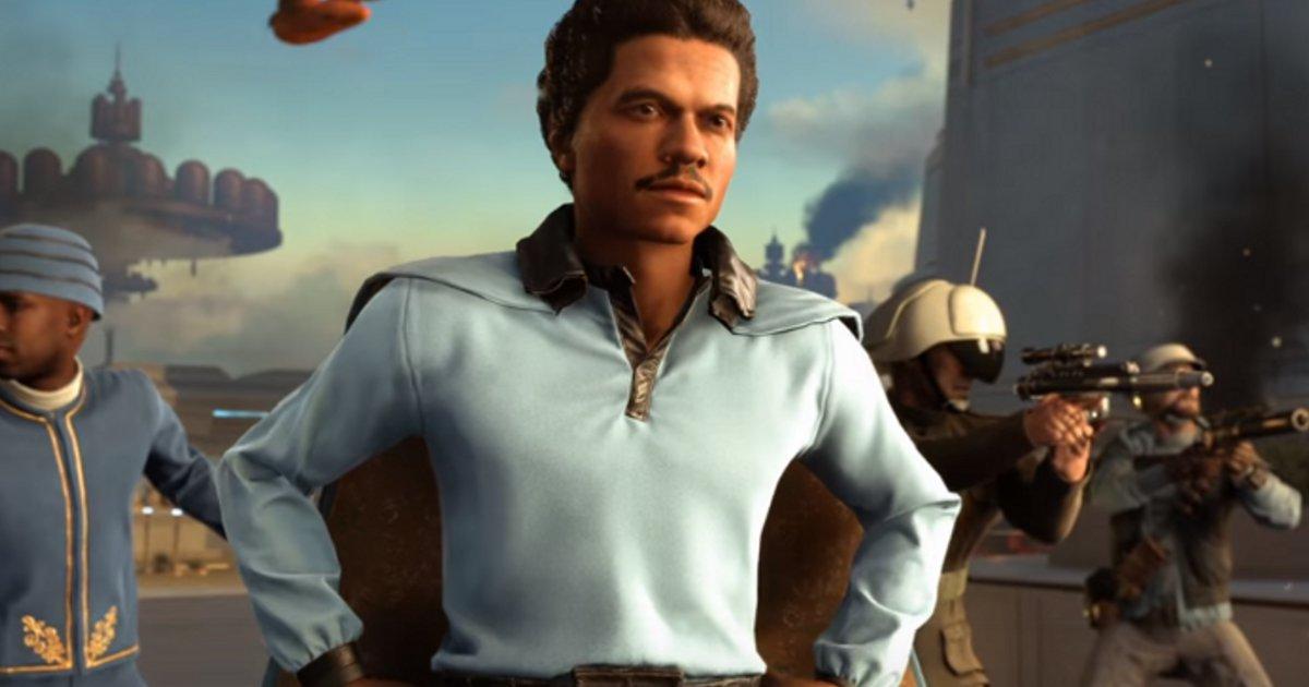 Star Wars Battlefront: Lando Calrissian, Kampfmaschine!