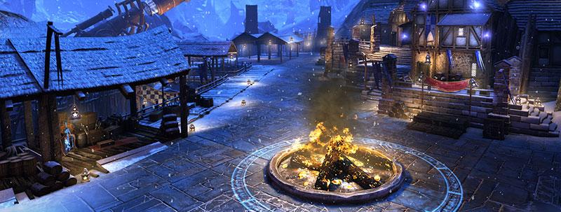 Neverwinter: Winterfest in Niewinter? Findet das keiner seltsam?
