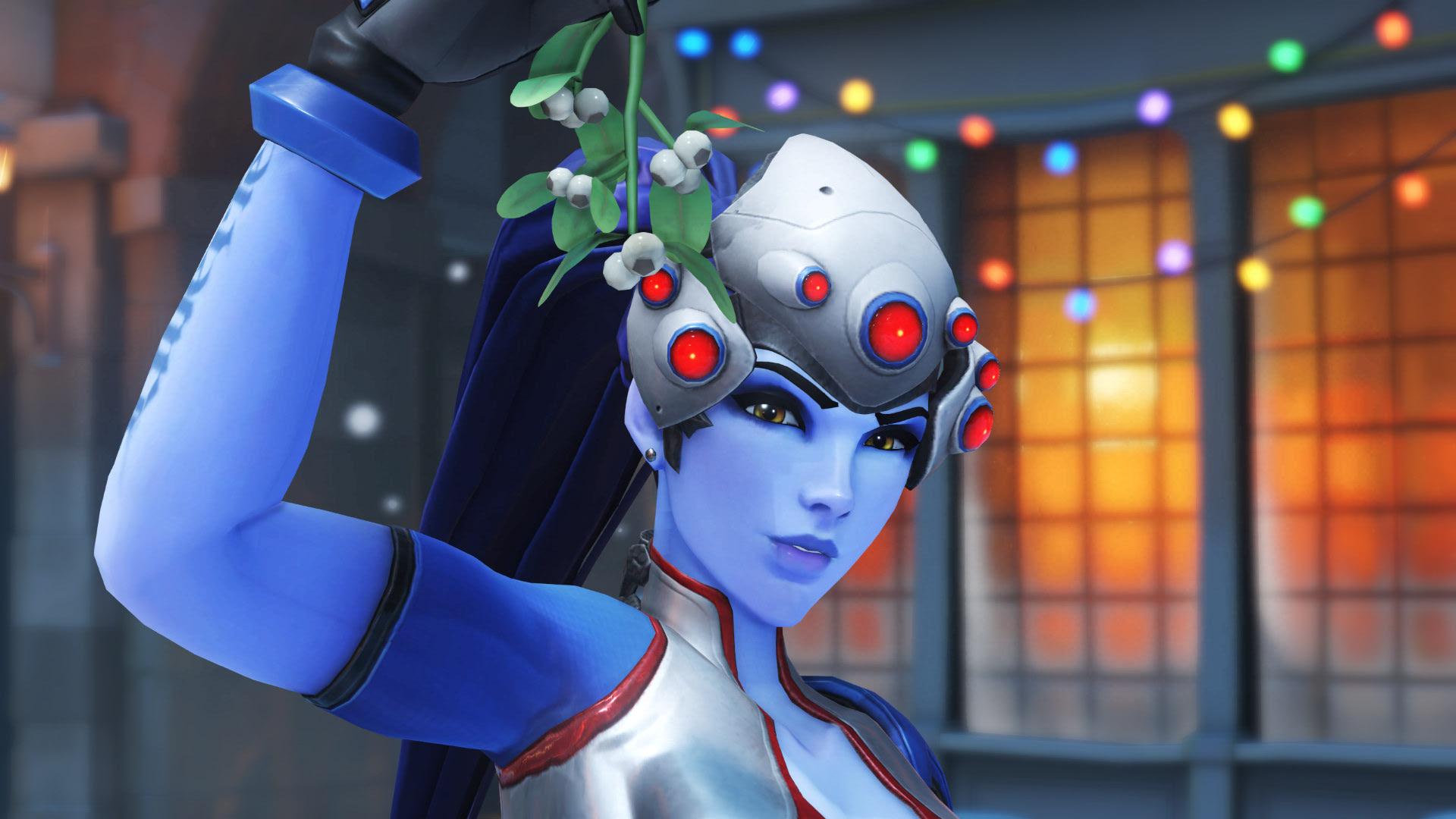 Overwatch: Alle neuen Skins des Weihnachts-Events
