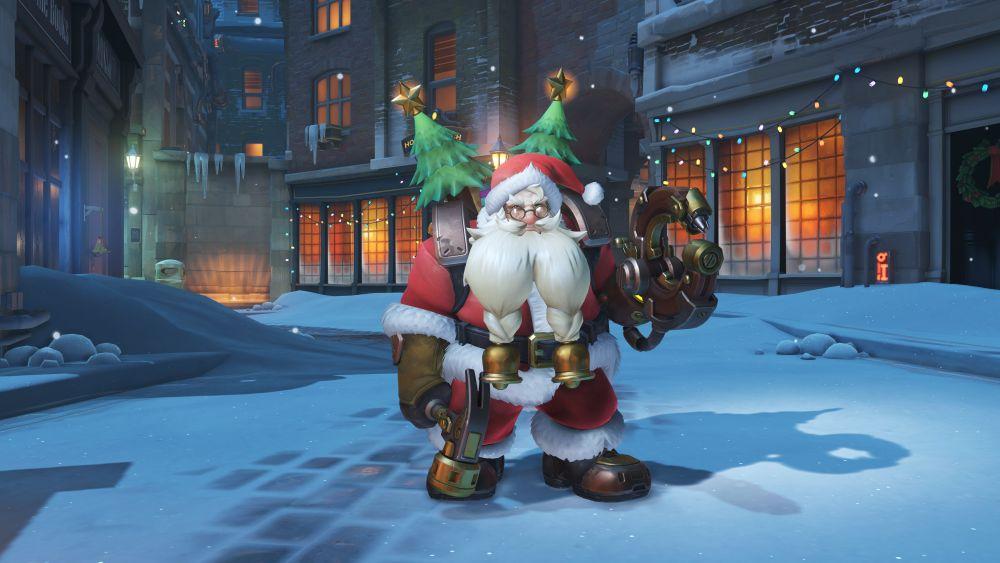 Overwatch: Bescherung – Blizzard überrascht mit 5 Weihnachtsgeschenken