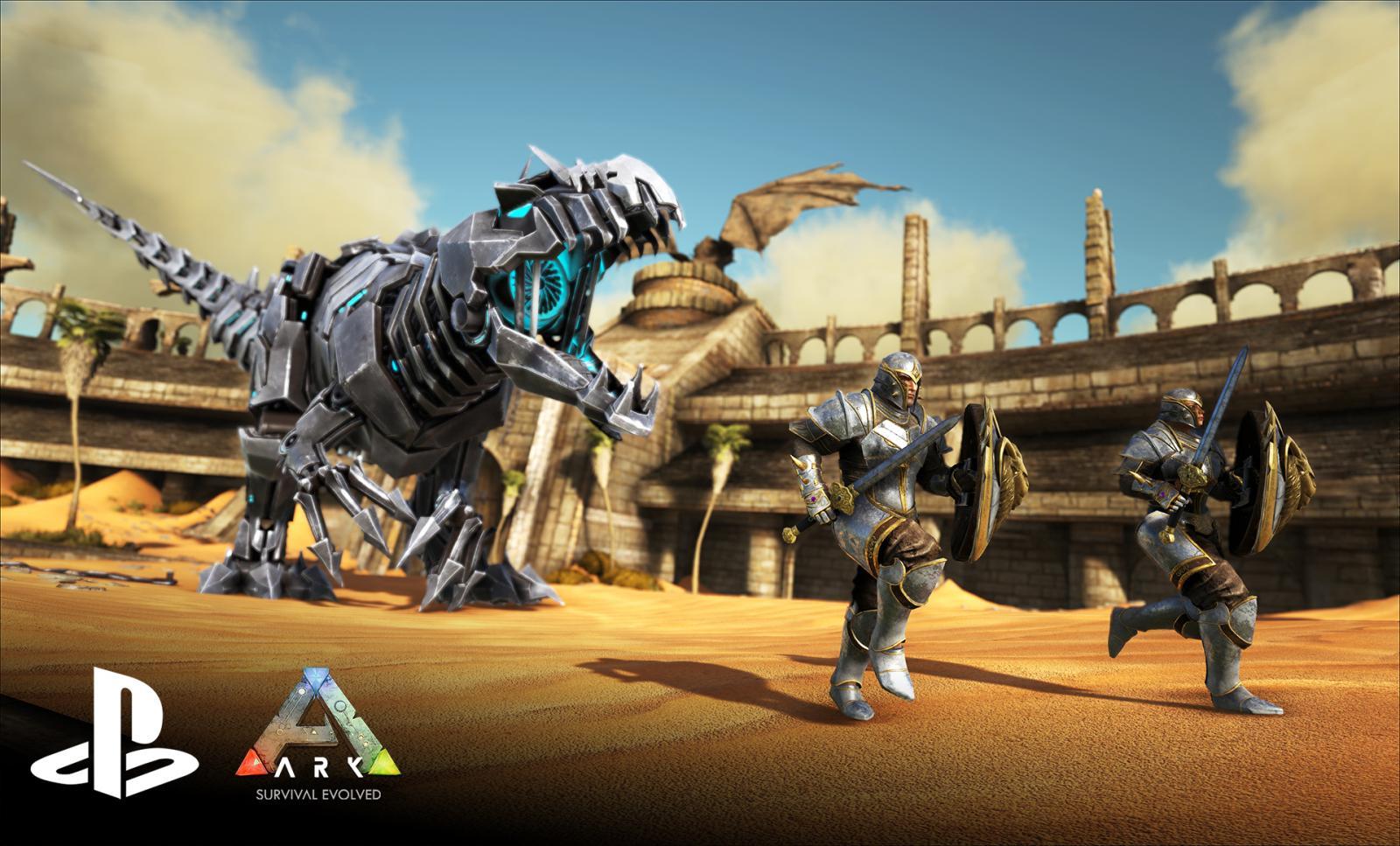 Ark Survival Evolved PS4: Release schon nächste Woche
