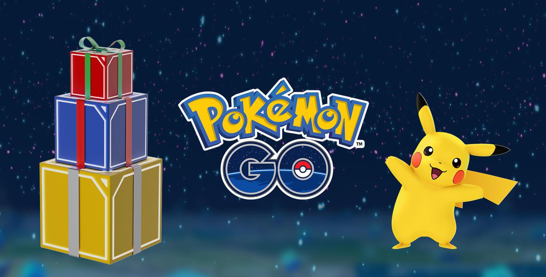 Pokémon GO: Weihnachts-Event offiziell angekündigt – Sonntag geht's los