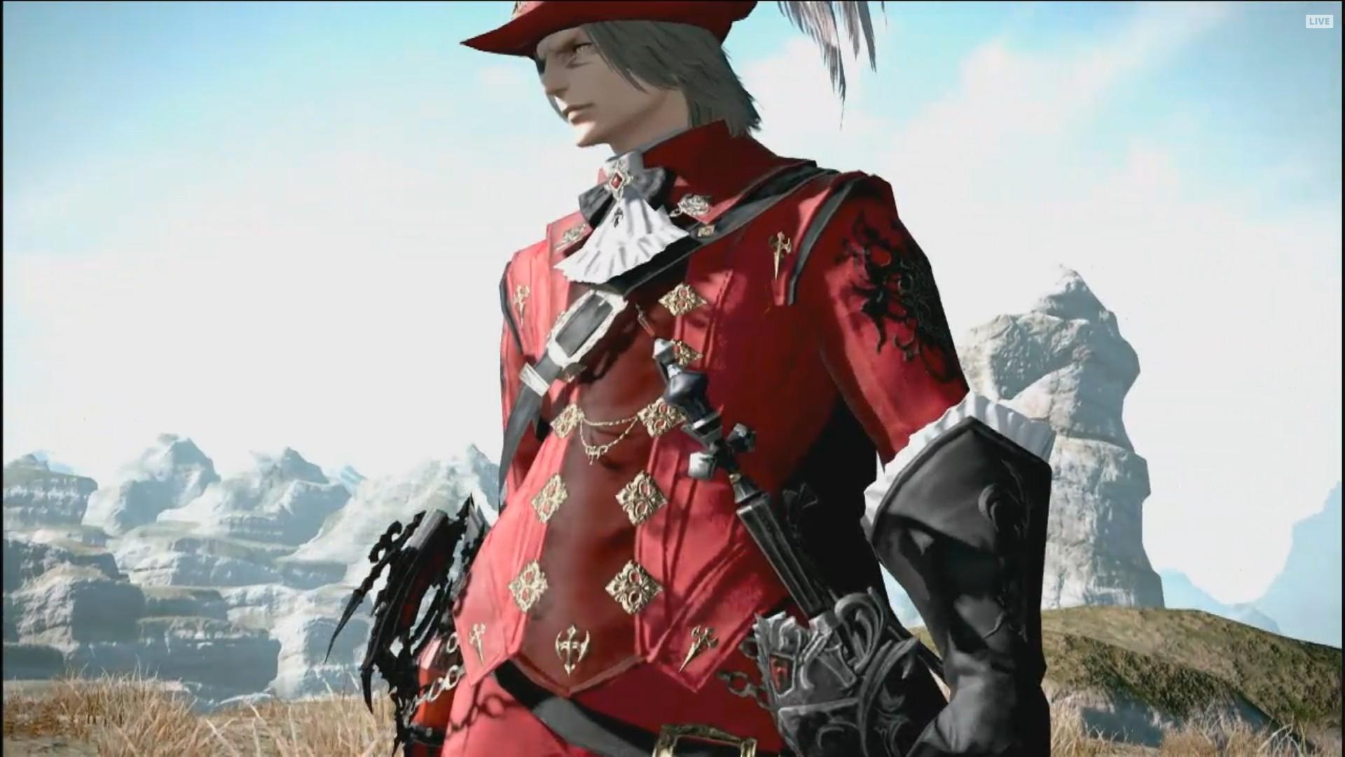 Final Fantasy XIV: Stormblood bringt neue Klasse Red Mage – Release-Datum bekannt